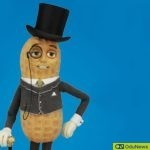 Mr Peanut is dead