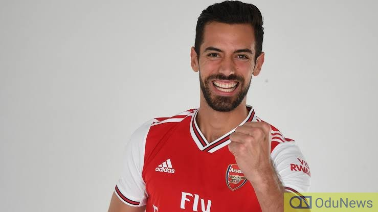 BREAKING: Arsenal Sign Defender Pablo Mari On Loan