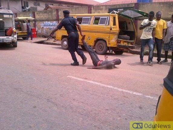 For years police brutality as gone on check
