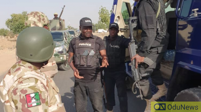 [VIDEO] Police Kill Boko Haram Terrorists In Fierce Battle