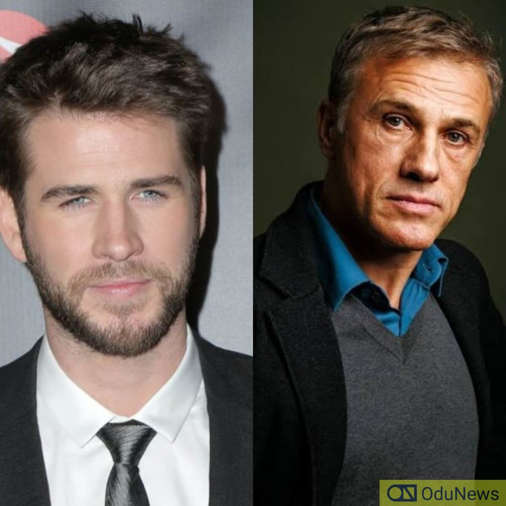 Liam Hemsworth and Christoph Waltz starring in Quibi's Most Dangerous Game