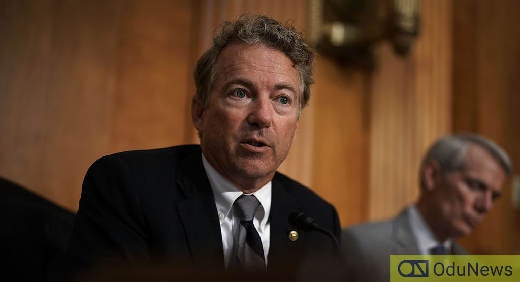 Rand Paul raises whistleblower question
