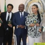 Rapper Ludacris and Family become Gabon citizens