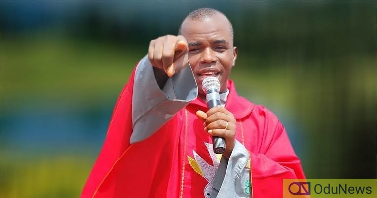 39 More Prophesies Still To Happen This Year- Father Mbaka Boasts