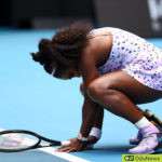 Serena Williams kicked out of Australian Open by China's Qiang Wang
