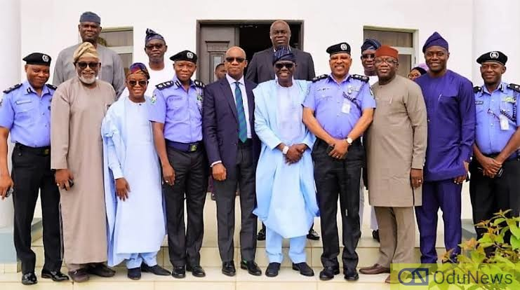 "South West States Launch Security Network ""Amotekun"""