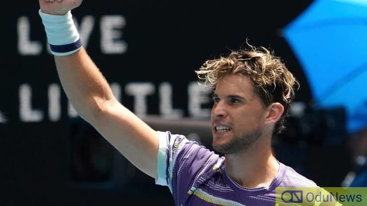 #AusOpen: Thiem Knocks Out Nadal In Thrilling Encounter