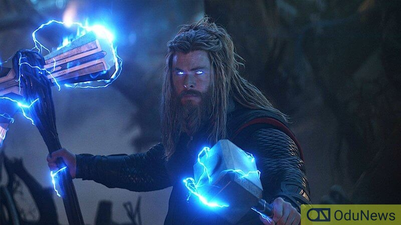 Chris Hemsworth will reprise his role as the titular superhero