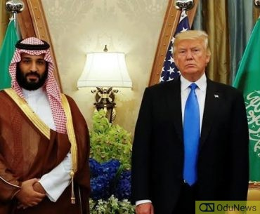 Saudi Arabia Pays US $500m For Troops Protecting The Country