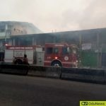 Fire accident at Ajayi road Ogba