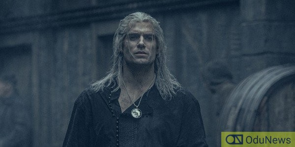 Henry Cavill plays Geralt of Rivia in the fantasy series