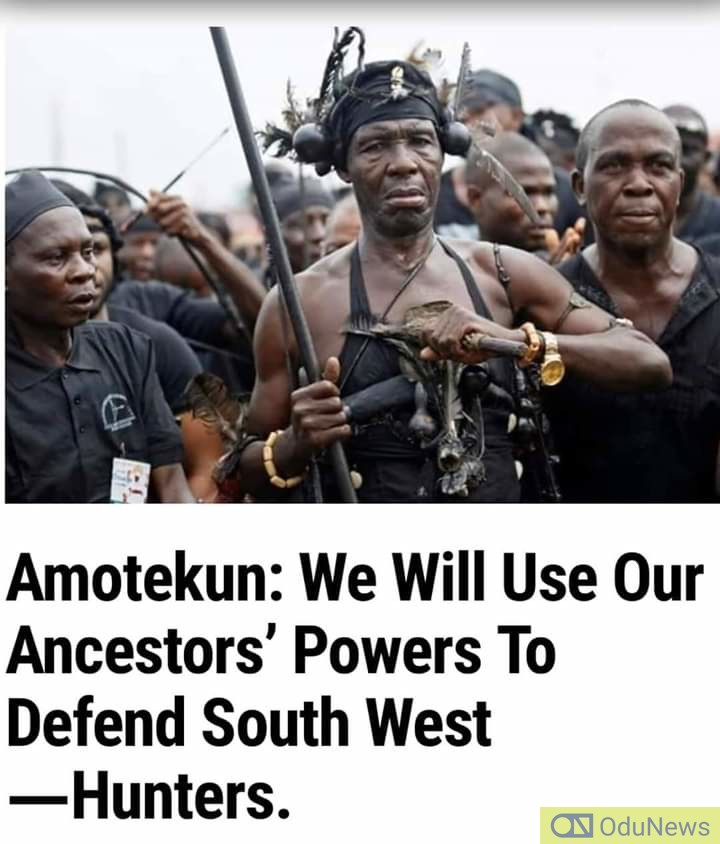 Amotekun: Hope Of The People Or Rope To HANG Them?