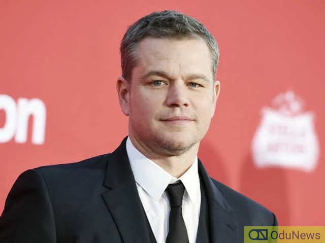 Matt Damon will play a corrupt cop in the NYPD