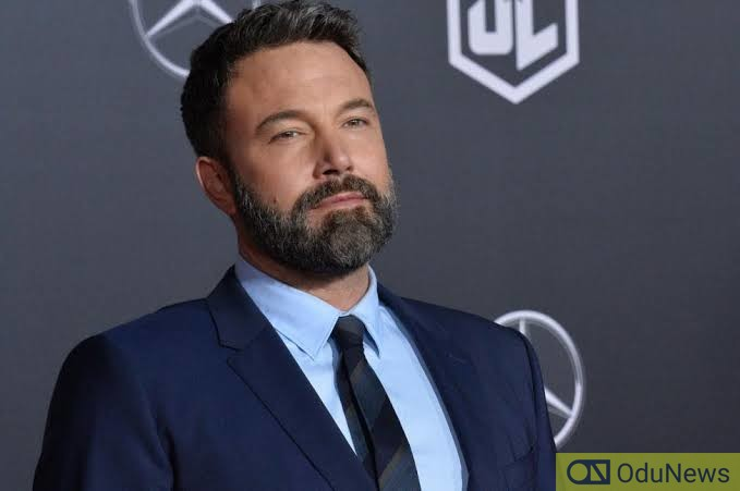 Ben Affleck stars in a supporting role