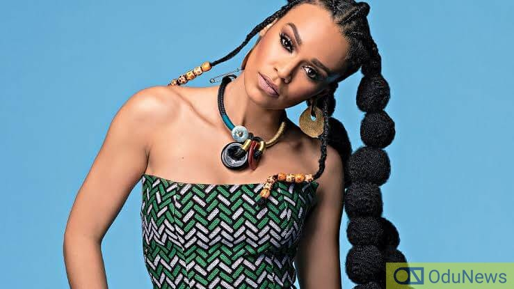Pearl Thusi makes for a compelling lead