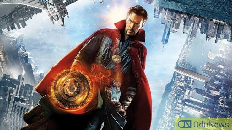 Doctor Strange is portrayed by Benedict Cumberbatch