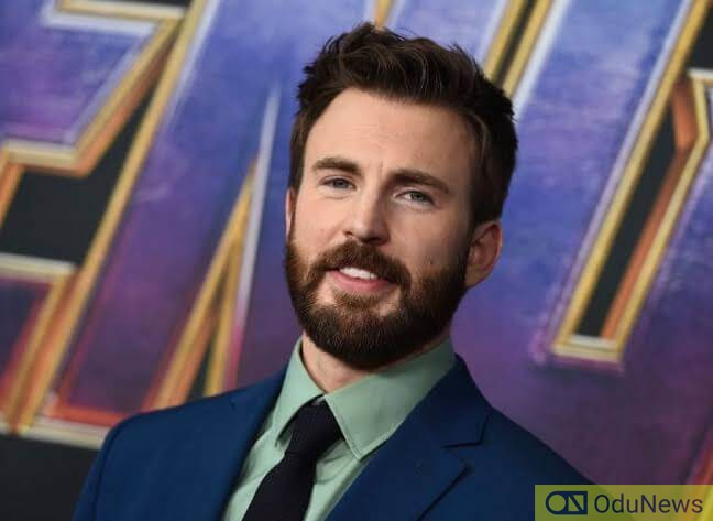 Chris Evans is best known for playing Captain America in the Marvel Cinematic Universe