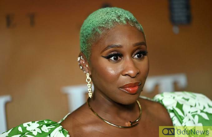 Cynthia Erivo is a British actress and singer born to Nigerian parents