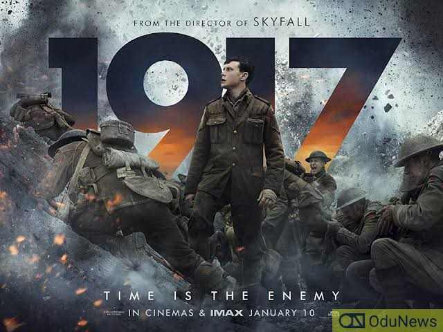 1917 is a war drama film directed by Sam Mendes