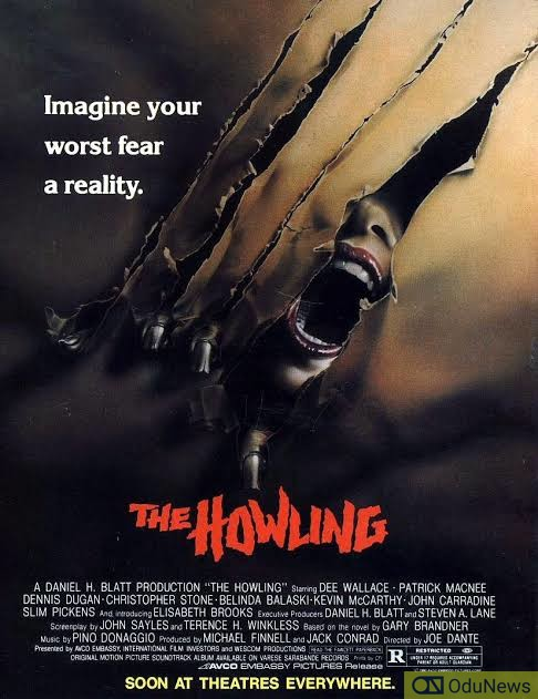 THE HOWLING was first released in 1981