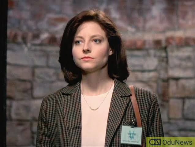 The character of Clarice Starling was played by Jodie Foster