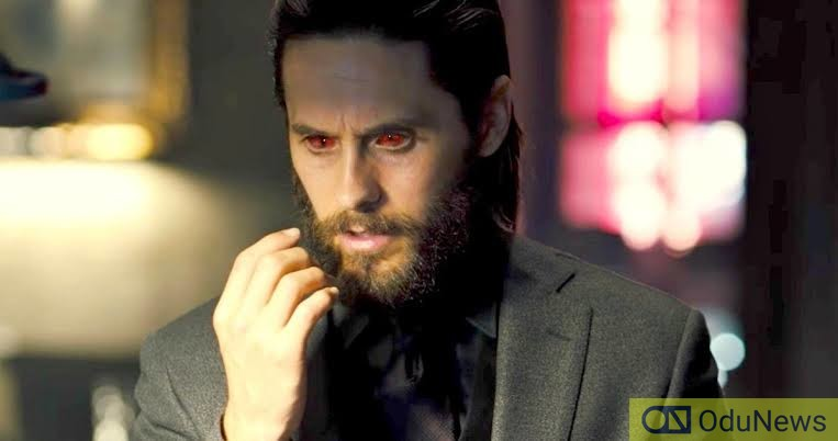 Jared Leto stars as a man whose search for a cure to his disease transforms him into a vampire