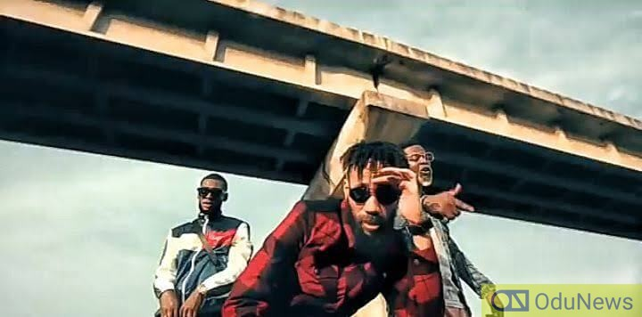 Phyno, Phenom and Falz are unrelenting in a song that blasts everything wrong with Nigeria