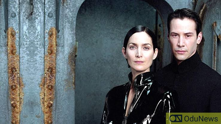 Keanu Reeves and Carrie-Anne Moss will reprise their roles