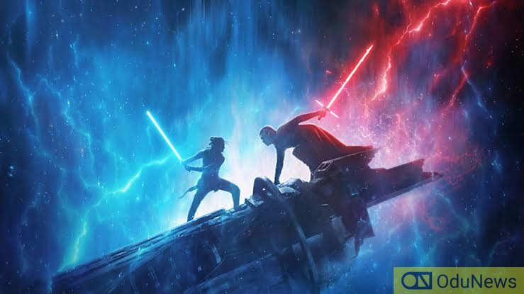 STAR WARS: THE RISE OF SKYWALKER is one of the most successful films of 2019