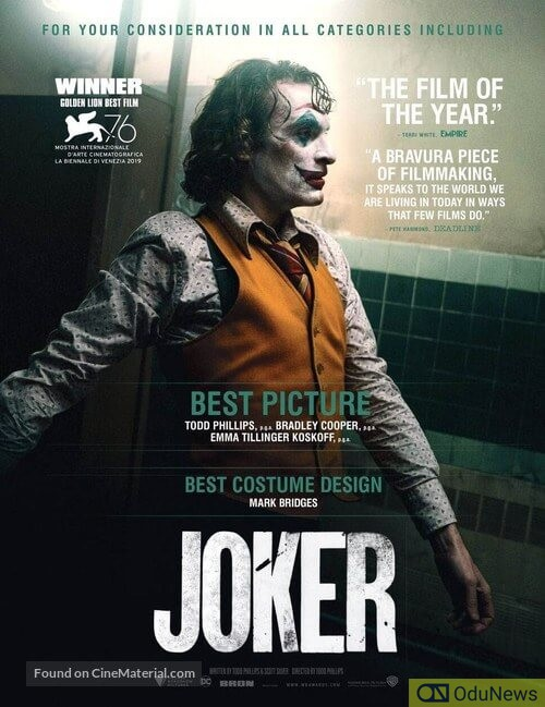 Why Joker may be the movie of the decade