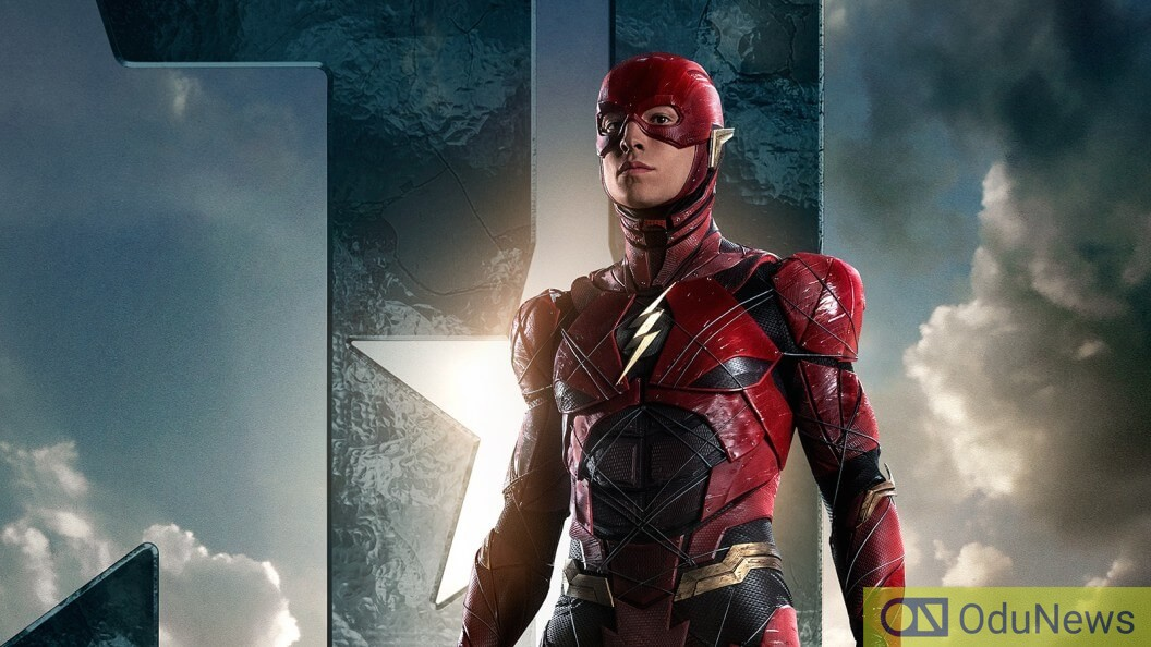 Ezra Miller returns to play the fastest man alive in the DC Extended Universe