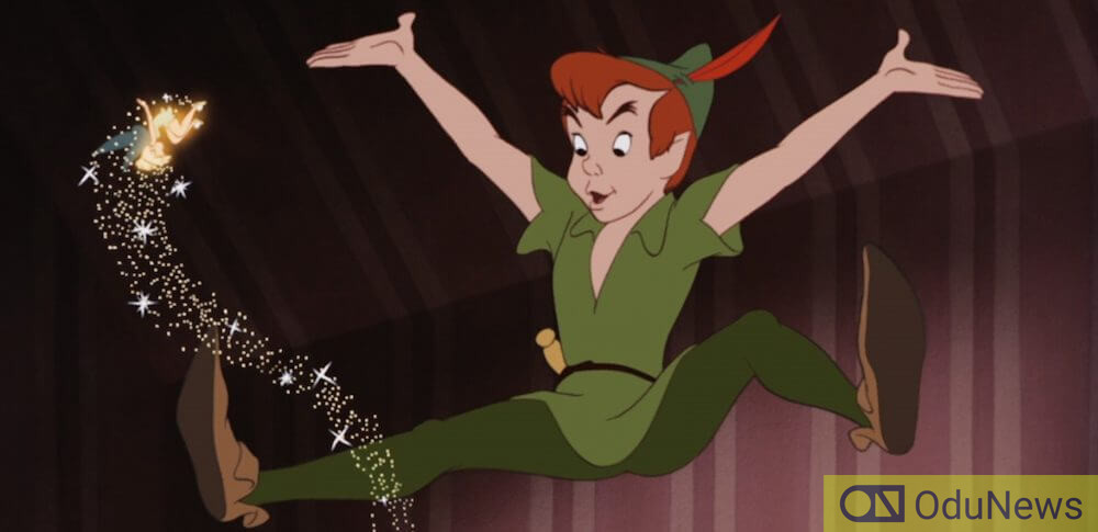 Peter Pan series being developed at SYFY