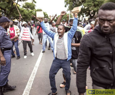 Nigerians In South Africa Given 12 Hour Ultimatum To Leave The Country
