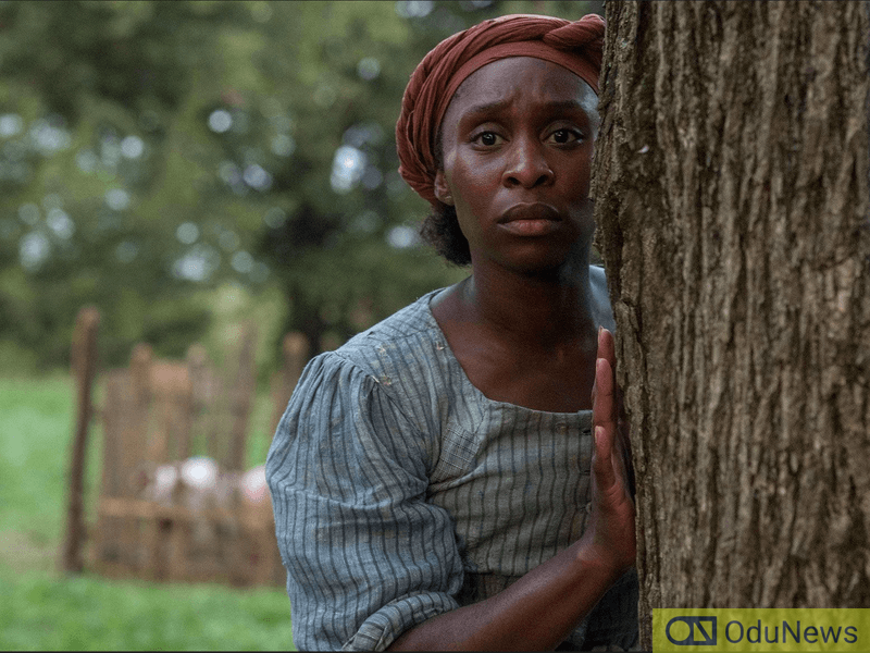 Cynthia Erivo's HARRIET is among the movies shunned in the nominations list