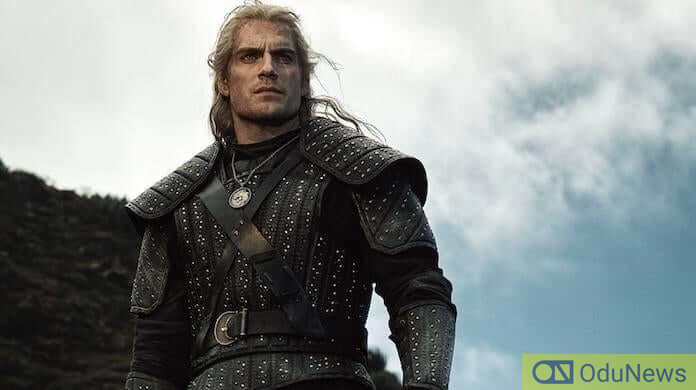 Henry Cavill portrays a mutant outcast in THE WiTCHER