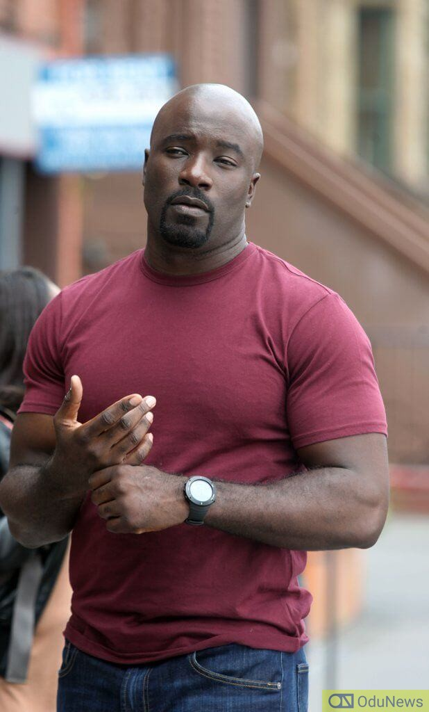 Colter as Luke Cage