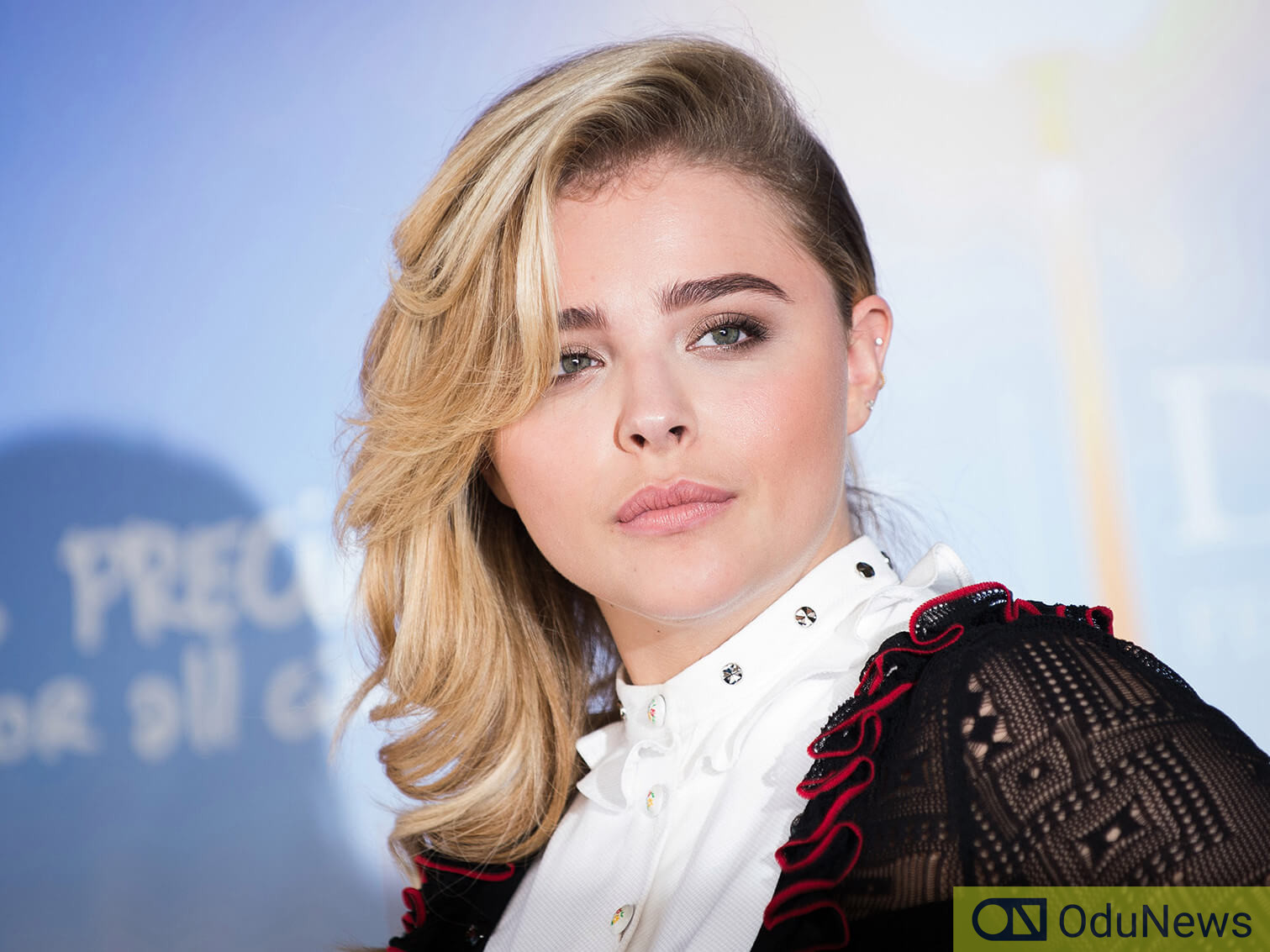 Chloe Grace Moretz plays the lead who stumbles upon the cat and rat
