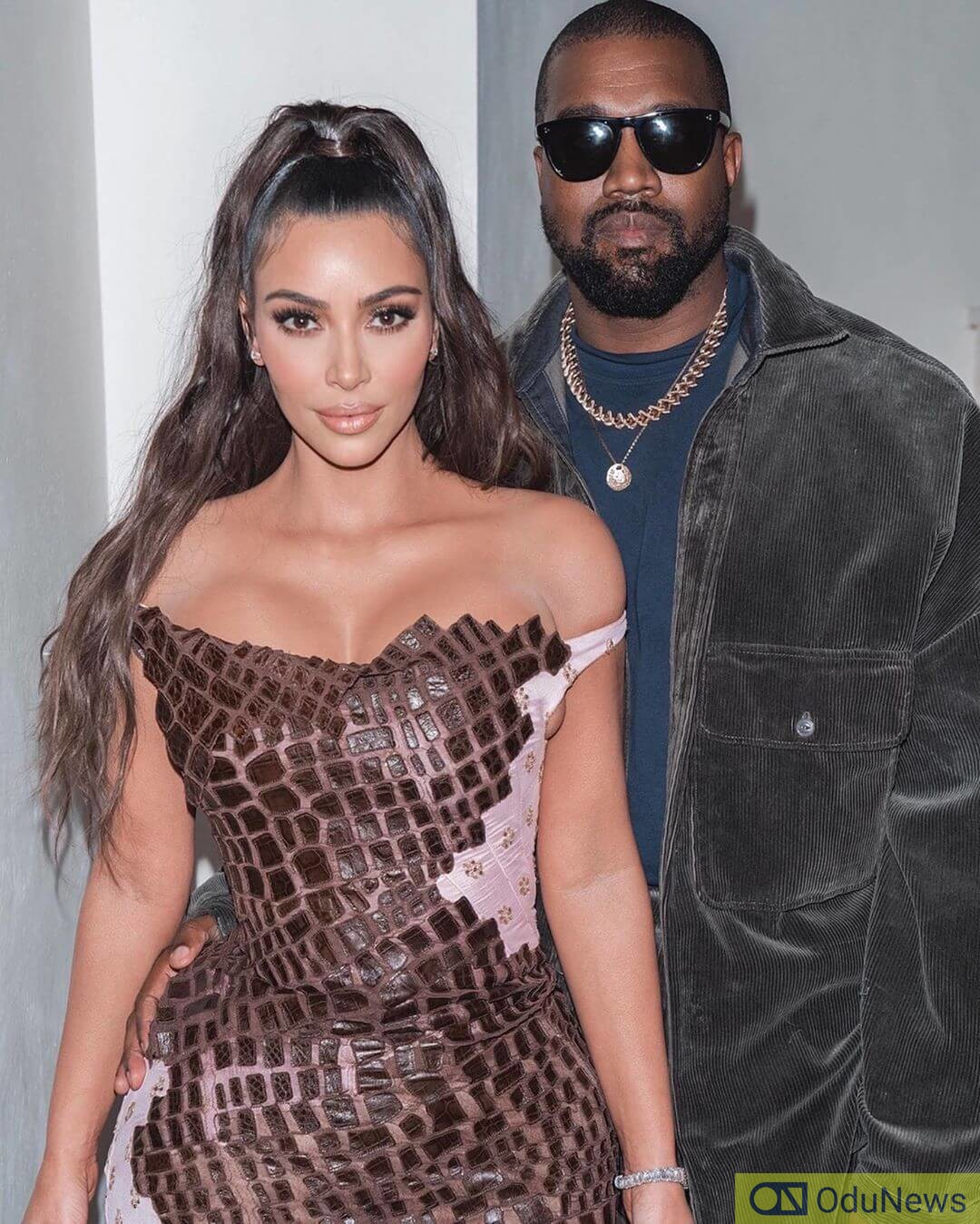 Kim and Kanye always make a major fashion statement whenever they go out together