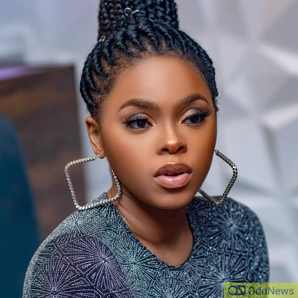 Singer Chidinma Ekile Spotted Wearing A Ring. Is She Married?