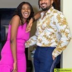 Ex Mr Nigeria and wife welcome first child