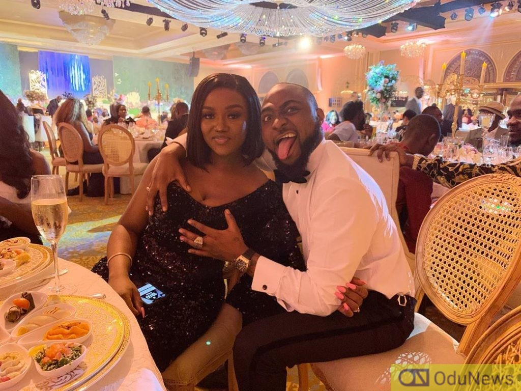 I'm Getting You Pregnant Agian - Davido To Chioma