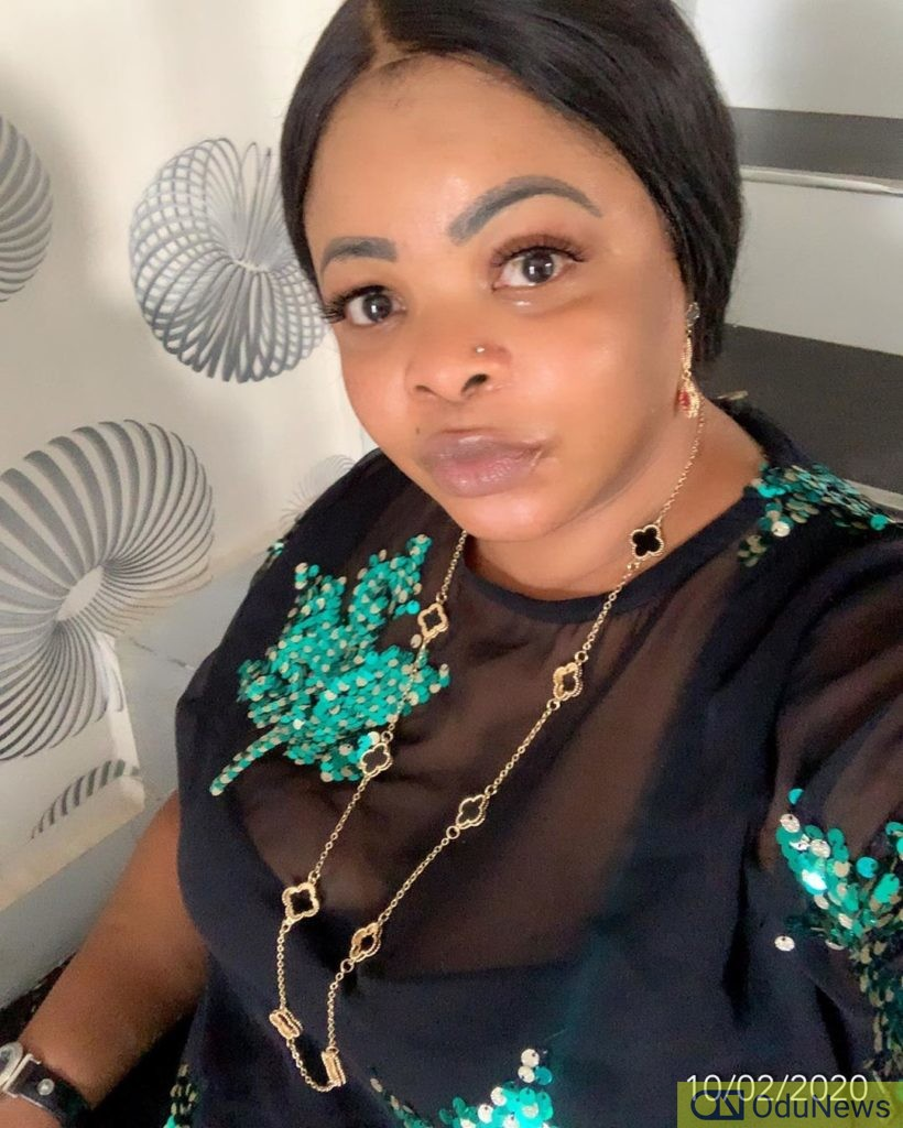 Stop Sending Me Love Messages - Actress Dayo Amusa Blows Hot