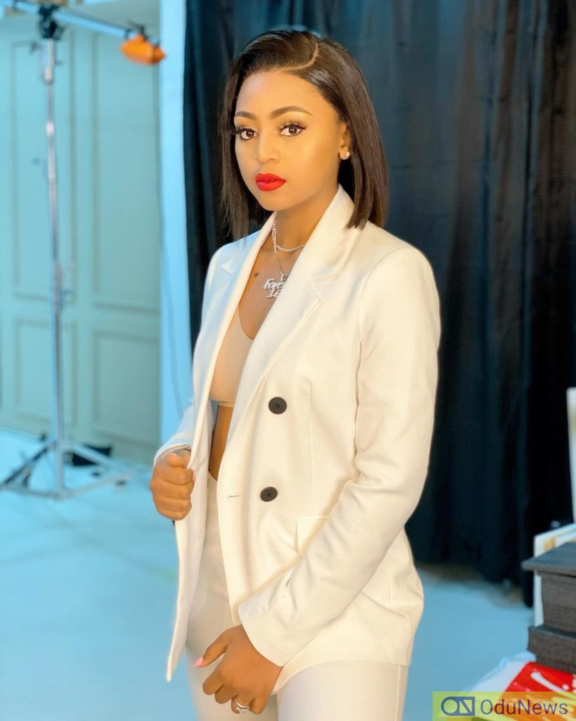 Regina Daniels Is Expecting A Child With Husband Ned Nwoko