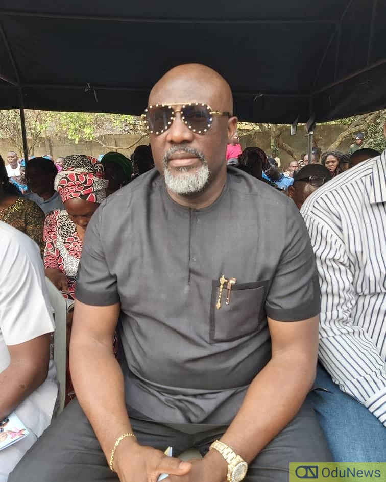 Don't Waste Your Time Hating Me - Senator Dino Melaye To Detractors