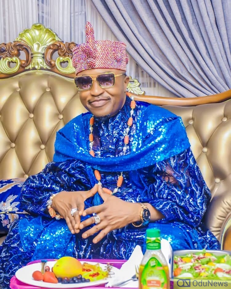 My 'Swagger' Got Me Suspended - Oluwo Of Iwo