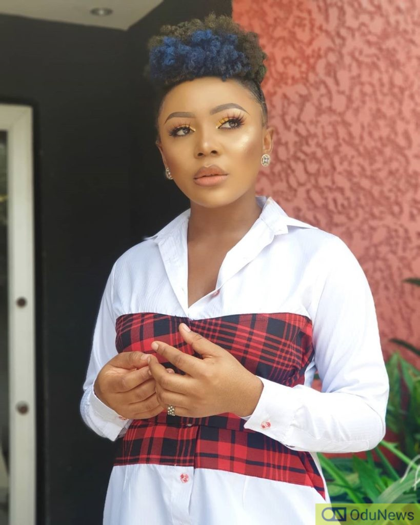 #coronavirusnigeria: BBNaija's Ifu Ennada Reacts To Face Mask Price Inflation
