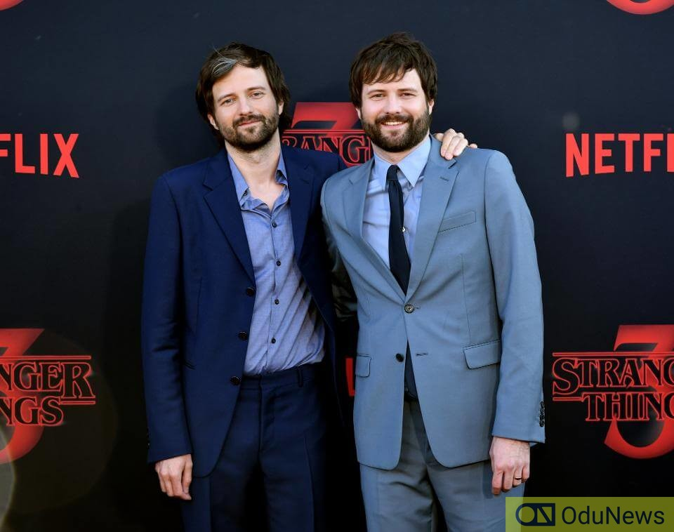 STRANGER THINGS creators, The Duffer Brothers