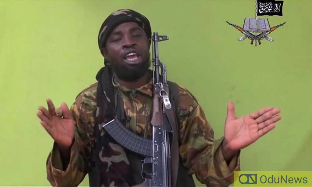 Abubakar Shekau has a message for Buhari