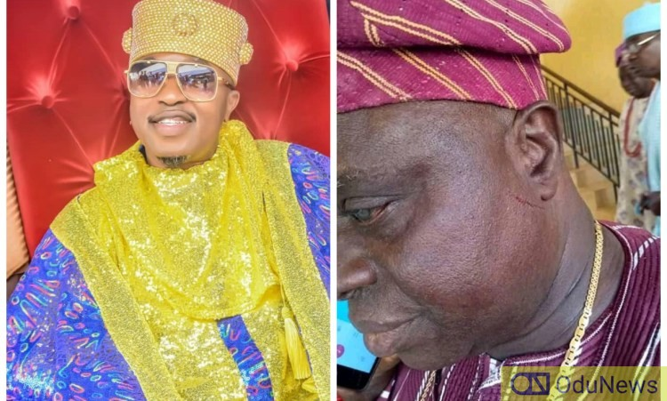 An Osogbo Chief Magistrates' Court in Osun on Friday ordered the Oluwo of Iwo, Oba Abdulrasheed Akanbi, to appear in court over an alleged assault. The Oluwo is accused of allegedly attacking and punching another monarch, Agbowu of Ogbaagba, Oba Dhikrulahi Akinropo during a peace meeting on Feb. 14. The meeting convened by an Assistant -Inspector-General of Police in charge of Zone 11, Mr. Bashir Makama, in his Office was called to settle a land tussle in Iwo land between the monarchs. Earlier, the Prosecution Counsel, Mr. Soji Oyetayo approached the court for an order on motion exparte in order to file an application against the Oluwo. Ruling in an Exparte application, Magistrate Olusegun Ayilara, ordered the police to put the traditional ruler on notice before the date would be fixed for hearing of the matter.