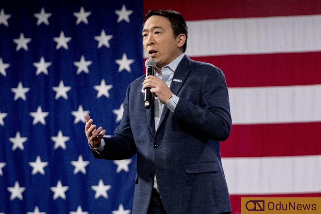 Andrew Yang quits 2020 US Presidential Race